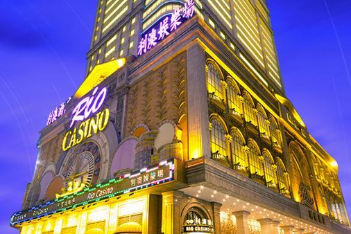 Rio Hotel - Macau (Ma Cao) - Toà nhà