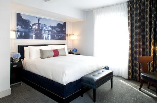 The Roger - New York - Bedroom