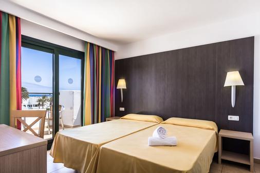 蘭索羅特島藍色灣酒店 - 特吉塞城 - 科斯塔特吉塞 - 臥室