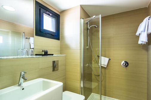 蘭索羅特島藍色灣酒店 - 特吉塞城 - 科斯塔特吉塞 - 浴室