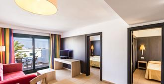 蘭索羅特島藍色灣酒店 - 特吉塞城 - 科斯塔特吉塞 - 客廳