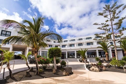 蘭索羅特島藍色灣酒店 - 特吉塞城 - 科斯塔特吉塞 - 建築