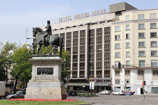 Hotel Miguel Angel By Bluebay - Madrid - Building