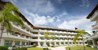 埃斯梅拉達藍灣大酒店 - 卡曼海灘 - 普拉亞卡門 - 建築