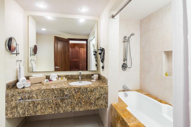 Bluebay Grand Esmeralda - Playa del Carmen - Bathroom
