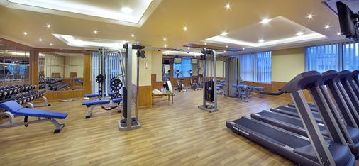 安達曼藍灣度假村 - 杜拜 - 杜拜 - 健身房