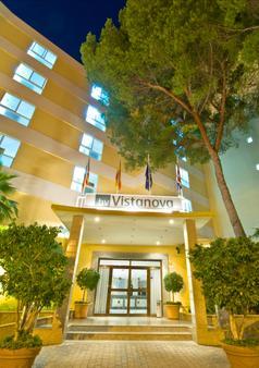 貝勒由維斯塔諾瓦酒店 - 卡爾維亞 - 帕爾馬諾瓦 - 建築
