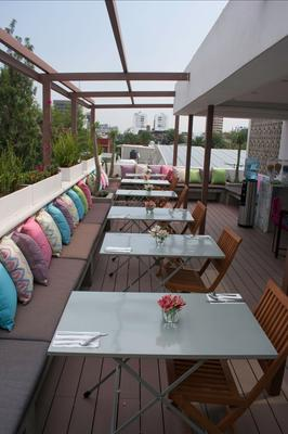 Residence L´ Heritage Aristóteles 225 By Bluebay - Mexico City - Rooftop