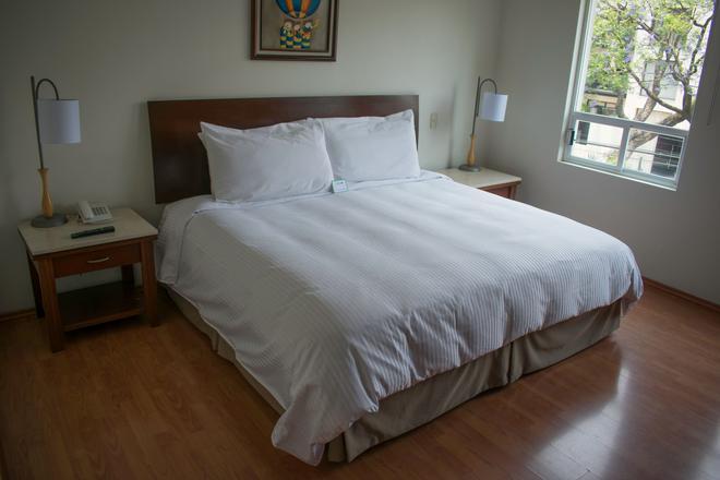 Residence L´ Heritage Aristóteles 225 By Bluebay - Mexico City - Bedroom