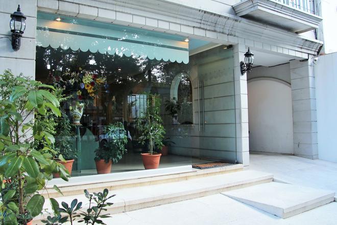 Residence L´ Heritage Aristóteles 225 By Bluebay - Mexico City - Building