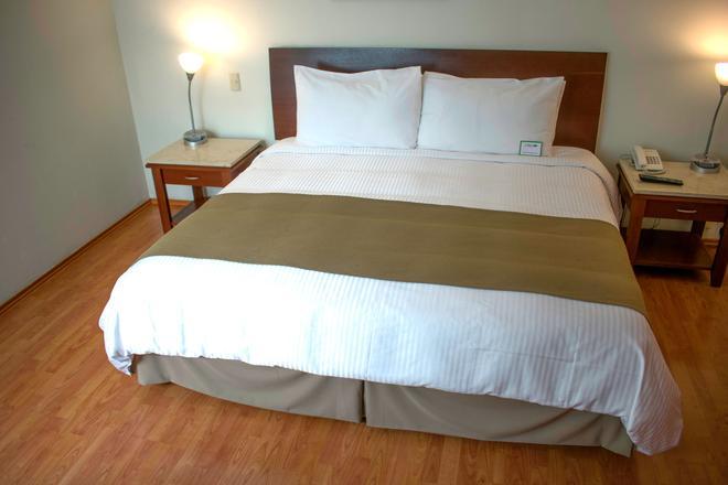 Residence L´heritage Aristóteles 140 By Bluebay - Mexico City - Bedroom