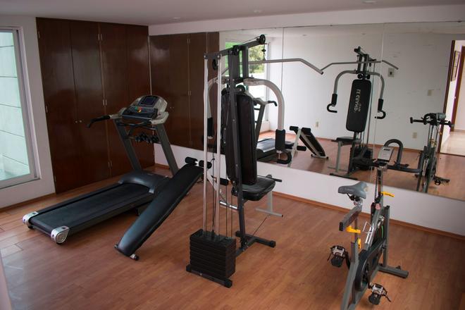 Residence L´heritage Aristóteles 140 By Bluebay - Mexico City - Gym