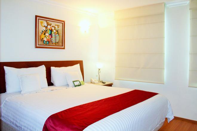 Residence L´ Heritage Hipólito Taine By Bluebay - Mexico City - Bedroom