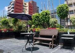 Residence L´ Heritage Hipólito Taine By Bluebay - Mexico City - Mái nhà