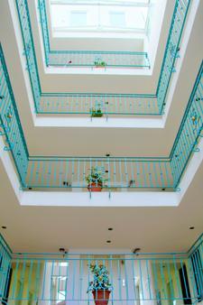 Residence L´ Heritage Hipólito Taine By Bluebay - Mexico City - Hallway
