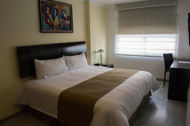 Residence L´ Heritage Oklahoma By Bluebay - Mexiko-Stadt - Schlafzimmer