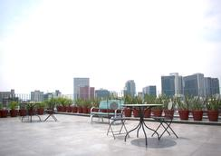 Residence L´ Heritage Oklahoma By Bluebay - Mexico City - Rooftop