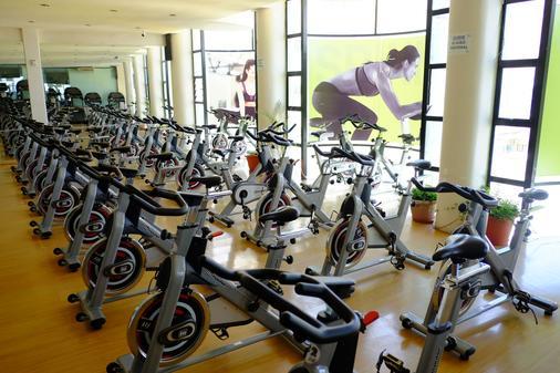 Hotel Akros by Bluebay - Quito - Gym