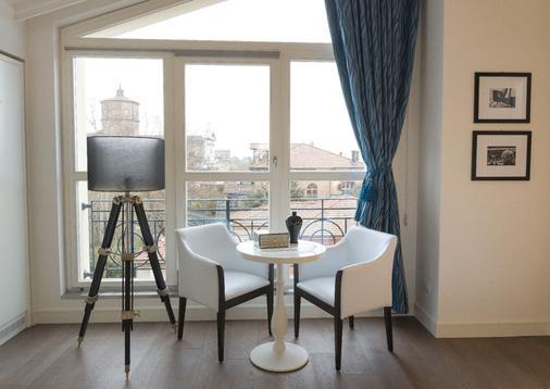 Palazzo Bezzi - Ravenna - Phòng ăn