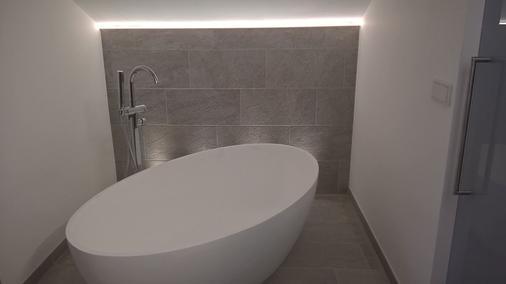 Sport Hotel - Livigno - Bathroom