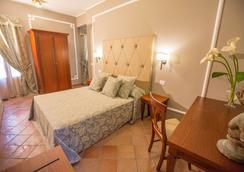 Palazzo Raho - Cefalù - Bedroom