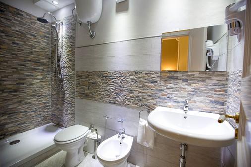 Palazzo Raho - Cefalù - Bathroom