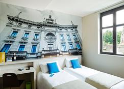 B&B Hotel Milano San Siro - Milán - Habitación