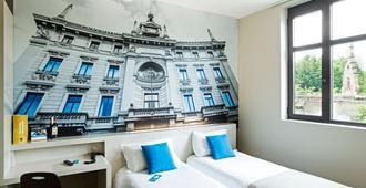 B&B Hotel Milano San Siro - Milan - Bedroom