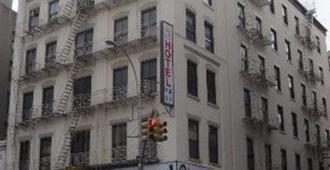 Sun Bright Hotel - Shared Bathroom - Nueva York - Edificio
