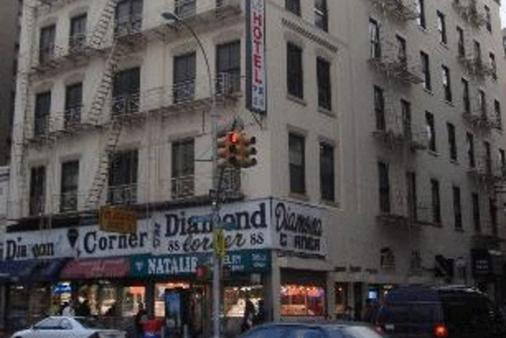 The Sunbright - New York - Building