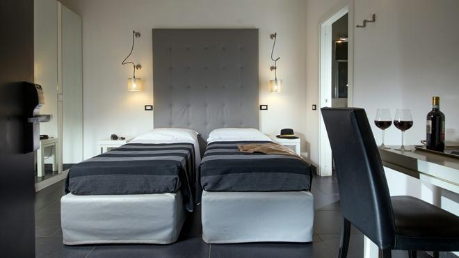 羅馬住宿客棧 - 羅馬 - 羅馬 - 臥室