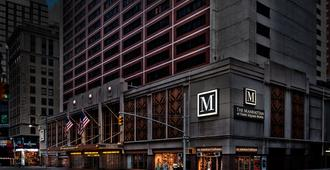 The Manhattan At Times Square Hotel - New York - Building