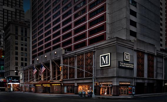 Hotels In New York City >> The Manhattan At Times Square Hotel Mulai Rp 995rb R P 4