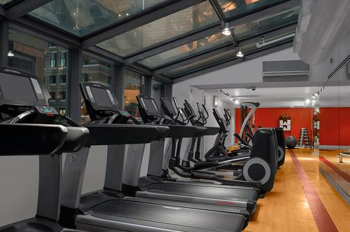 The Manhattan At Times Square Hotel - Nueva York - Gimnasio