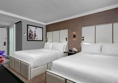 The Manhattan At Times Square Hotel - New York - Slaapkamer
