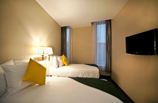 Soho Garden Hotel - New York - Phòng ngủ