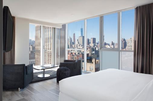 Hotel On Rivington - Nova York - Quarto