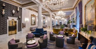 Le Pavillon Hotel - New Orleans - Lounge