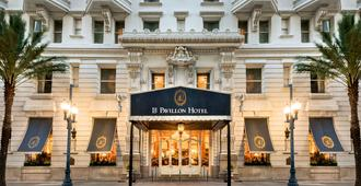 Le Pavillon Hotel - New Orleans - Building