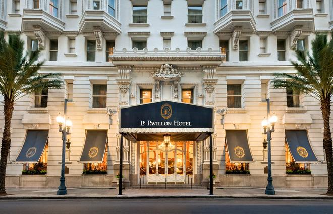 Le Pavillon Hotel - Nueva Orleans - Edificio
