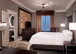 Le Pavillon Hotel - New Orleans - Bedroom