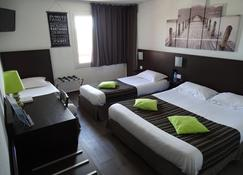 Brit Hotel Opal Centre Port - Agde - Bedroom