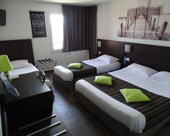 Brit Hotel Opal Centre Port - Agde - Soveværelse