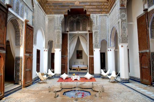 Dar Bensouda - Fez - Rakennus