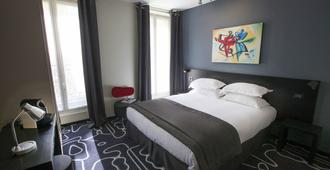 Hôtel Helussi - Paris - Phòng ngủ