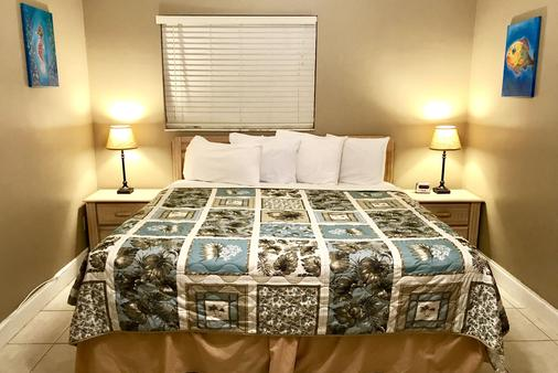 Island Cay Hotel - Clearwater Beach - Clearwater Beach - Κρεβατοκάμαρα