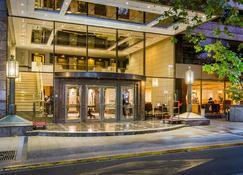 Hotel Plaza El Bosque Ebro - Santiago - Building