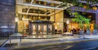 埃爾博斯克廣場埃布羅酒店 - 聖地牙哥 - 聖地亞哥 - 建築