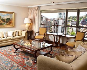 Hotel Plaza El Bosque Ebro - Santiago de Chile - Sala de estar