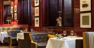 The Balmoral Hotel - Edinburgh - Nhà hàng